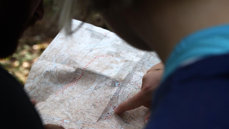 Lo más visto… de los problemas de los terapeutas contextuales: Sólo quien sabe a donde va y traza una ruta, sabe si está perdido o avanzando.
