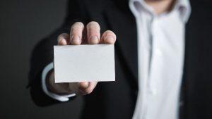 tarjeta de presentacion